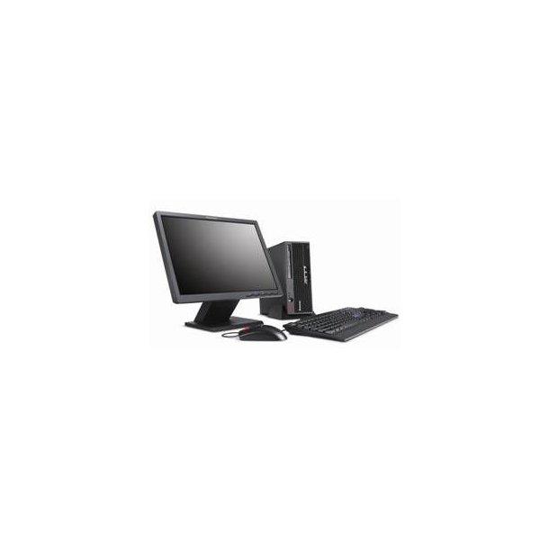 IBM Lenovo ThinkCentre M55 +ThinkVision 19
