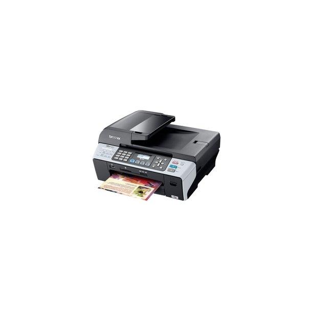 Brother MFC-5490CN A4 inkjet alt-i-én med fax