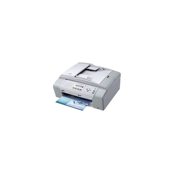 Brother MFC-290C - alt-i-ét med fax