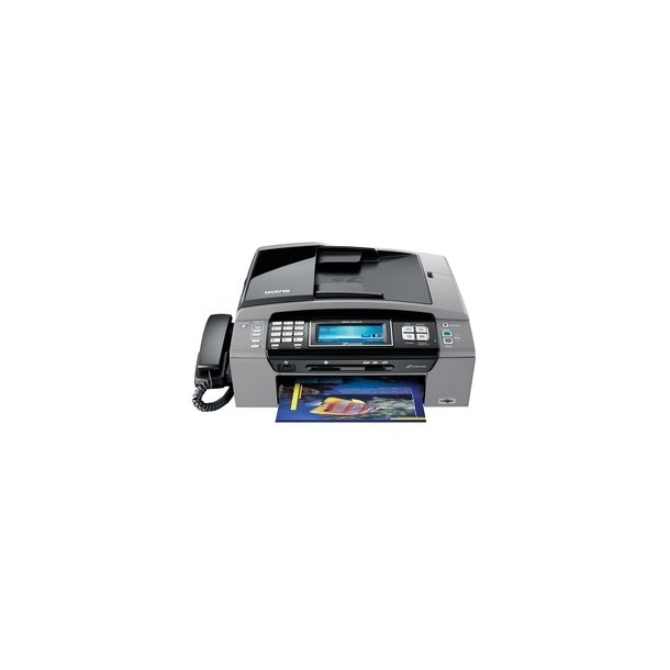Brother MFC-790CW - alt-i-ét med fax