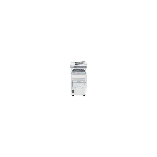 OKI MC860 - kompakt farvelaser A4/A3-MFP -BRUGT