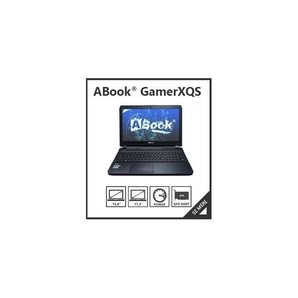 ABook GamerXQS vælg 15,6