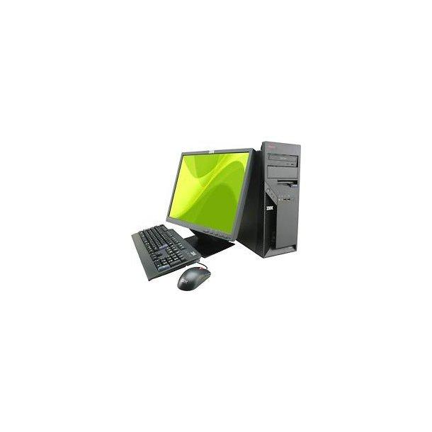 IBM Lenovo ThinkCentre A52 + 19'' skærm