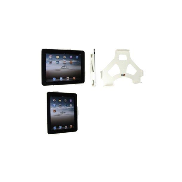 Brodit Apple Ipad holder vægmontering sort / hvid