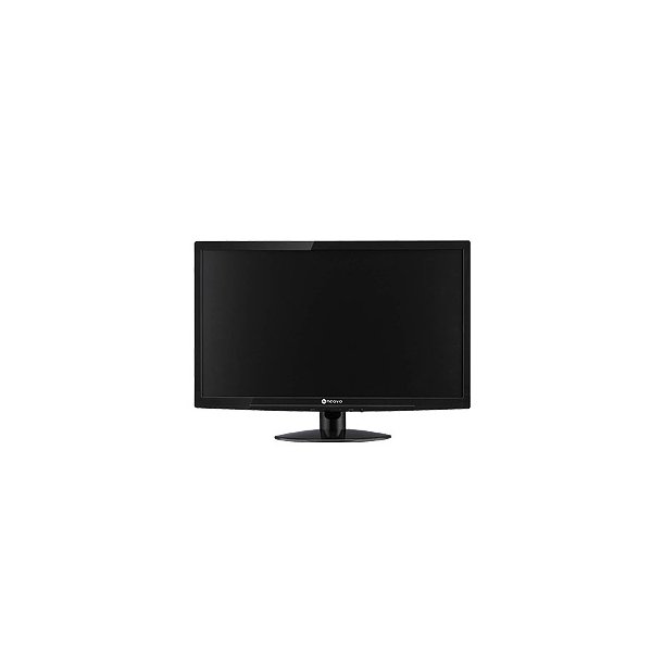 NEOVO 27'' fuldHD skærm med højttaler, Sort