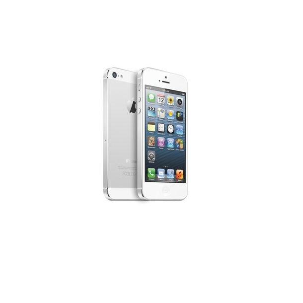 Apple iPhone 5 16GB Hvid - Ulåst - REFURB.