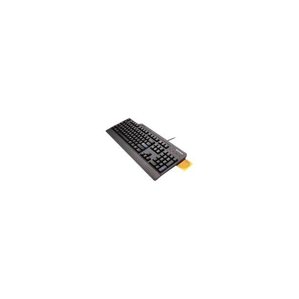 LENOVO USB Smartcard Keyboard (DK)