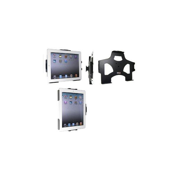 Brodit passiv holder m. lås iPad 2, 3, 4