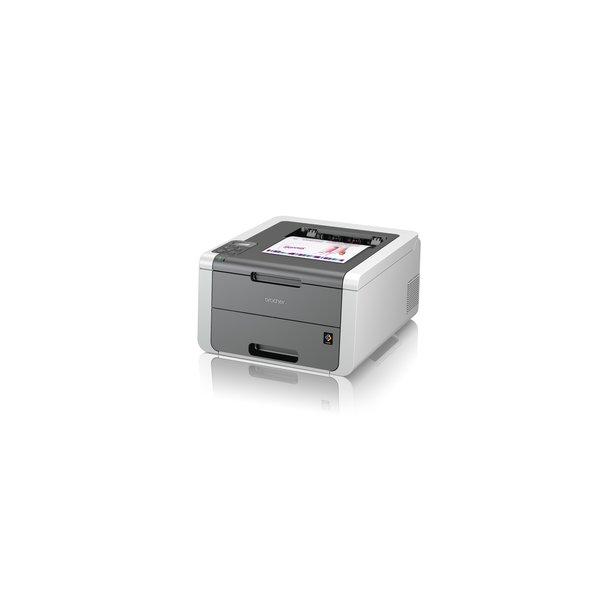 Brother HL-3170CDW farvelaserprinter - trådløs