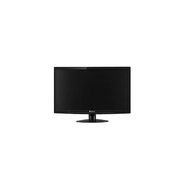 Neovo 24'' fuldHD skærm med højttaler, Sort