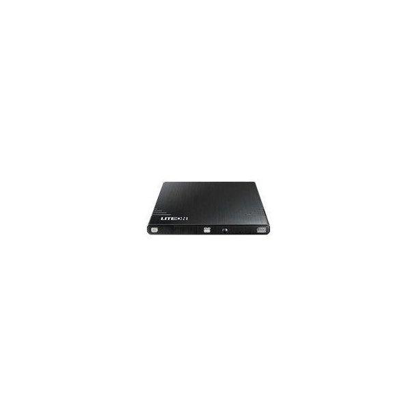 LITEON Ultraslim extern DVD - Rewriter - USB