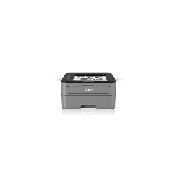 Brother HL-L2300D højkvalitets s/h-laserprinter