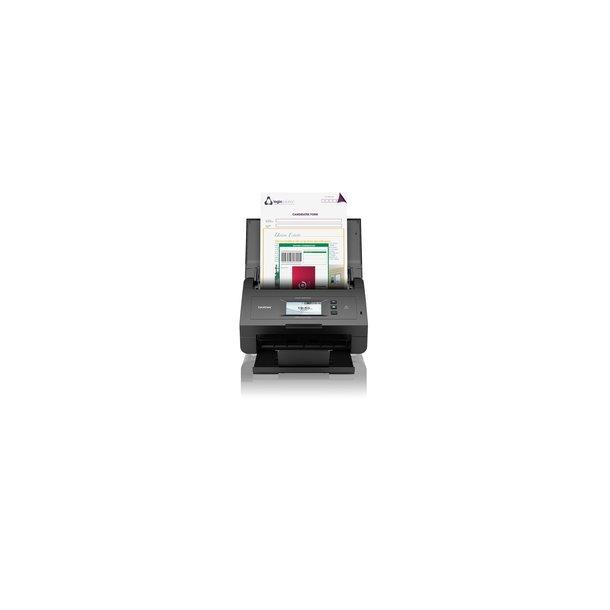 Brother ADS2600W - Farvescanner - Netværk