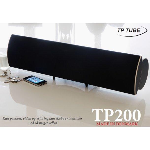 TP200 Trådløs højttaler, sublim lyd, Dansk kvalitetsdesign, TP Tube