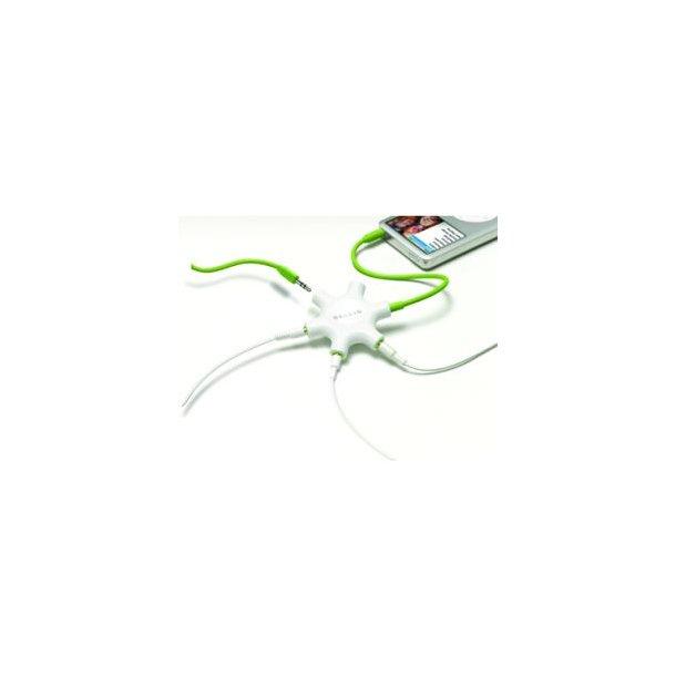 Belkin Multi Headphone Splitter Rockstar