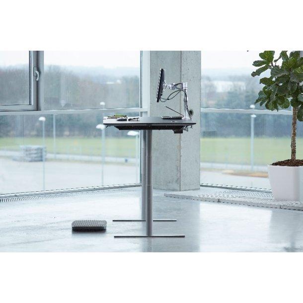 Balanceplade og aflastningsmåtte til skrivebordet