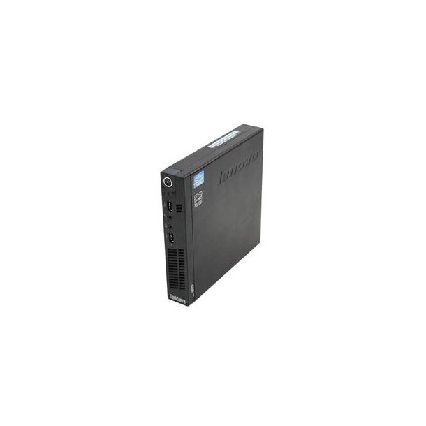 Lenovo ThinkCentre M72e Tiny - Refurbished