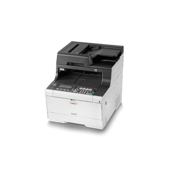 OKI MC573dn A4 MFP Multifunktion farveprinter