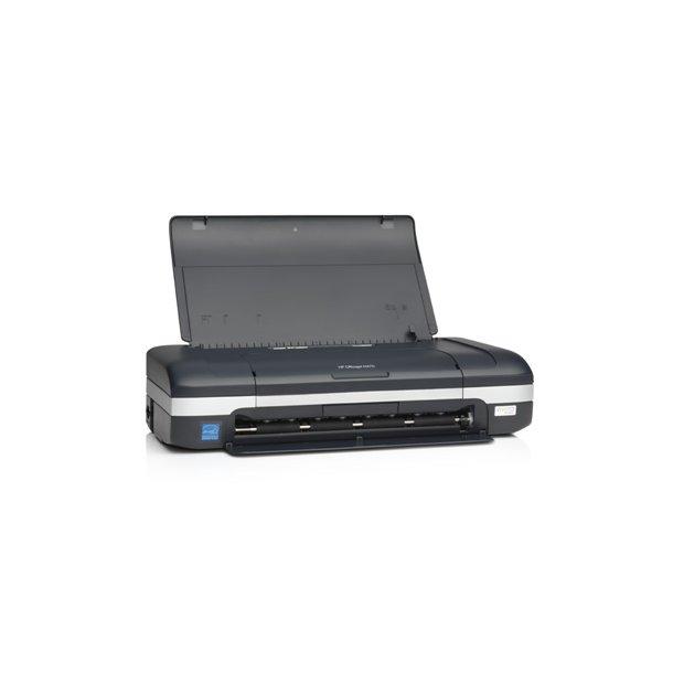 HP DeskJet H470 farverprinter - Print på farten