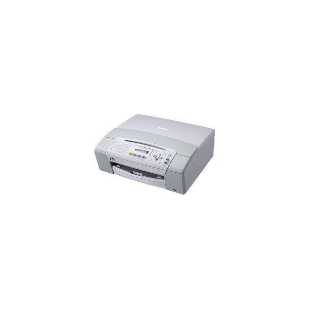 Brother MFC-250C - alt-i-ét med fax
