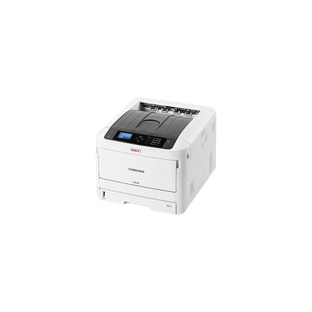 OKI C824n farvelaserprinter, A6-A3, Banner