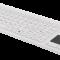 Tastatur med touchpad IP68, gummiebelagt modstår støv-og væsker