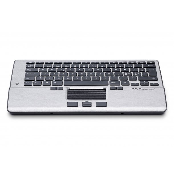 Mousetrapper Alpha, indbygget tastatur.