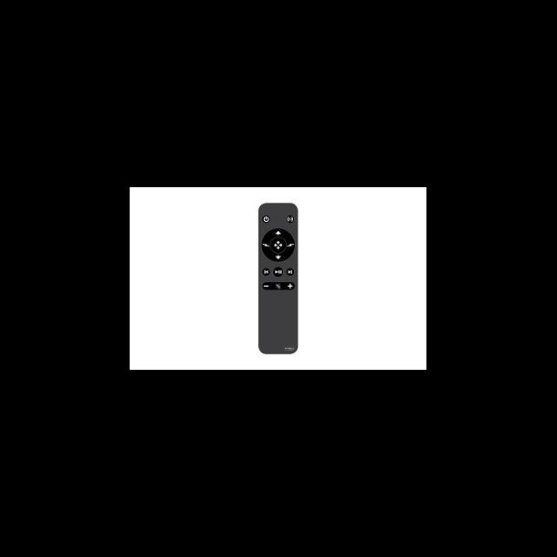 TPR1- Remote, fjernbetjening, TP TUBE